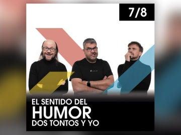 """""""El Sentido del Humor: dos tontos y yo"""" en Starlite el sábado 7 de agosto"""