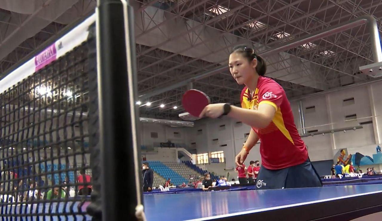 María Xiao, la esperanza española del tenis de mesa en los Juegos Olímpicos de Tokio