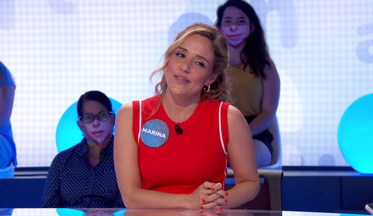 """Marina Monzón explica su """"racha regulera"""" compartida con Roberto Leal y su mujer"""