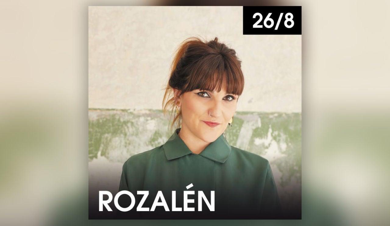 Rozalén en Starlite el jueves 26 de agosto