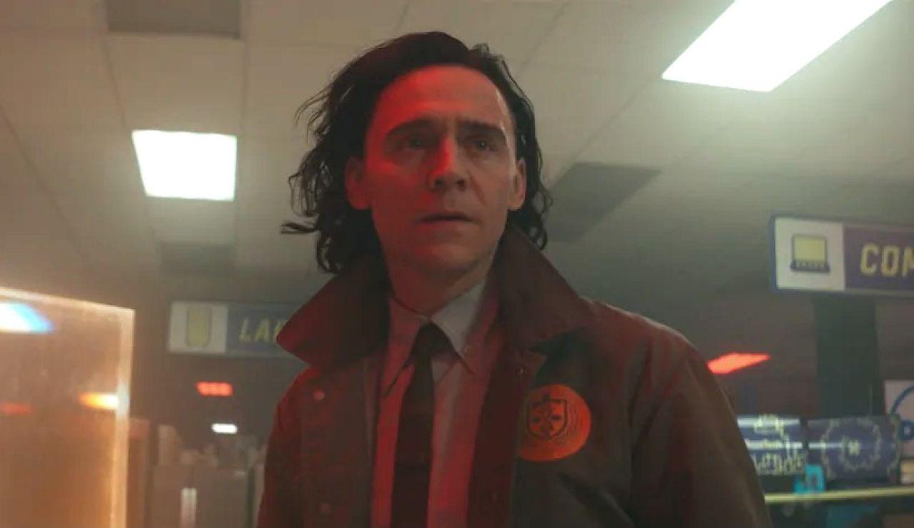 Tom Hiddleston en 'Loki'