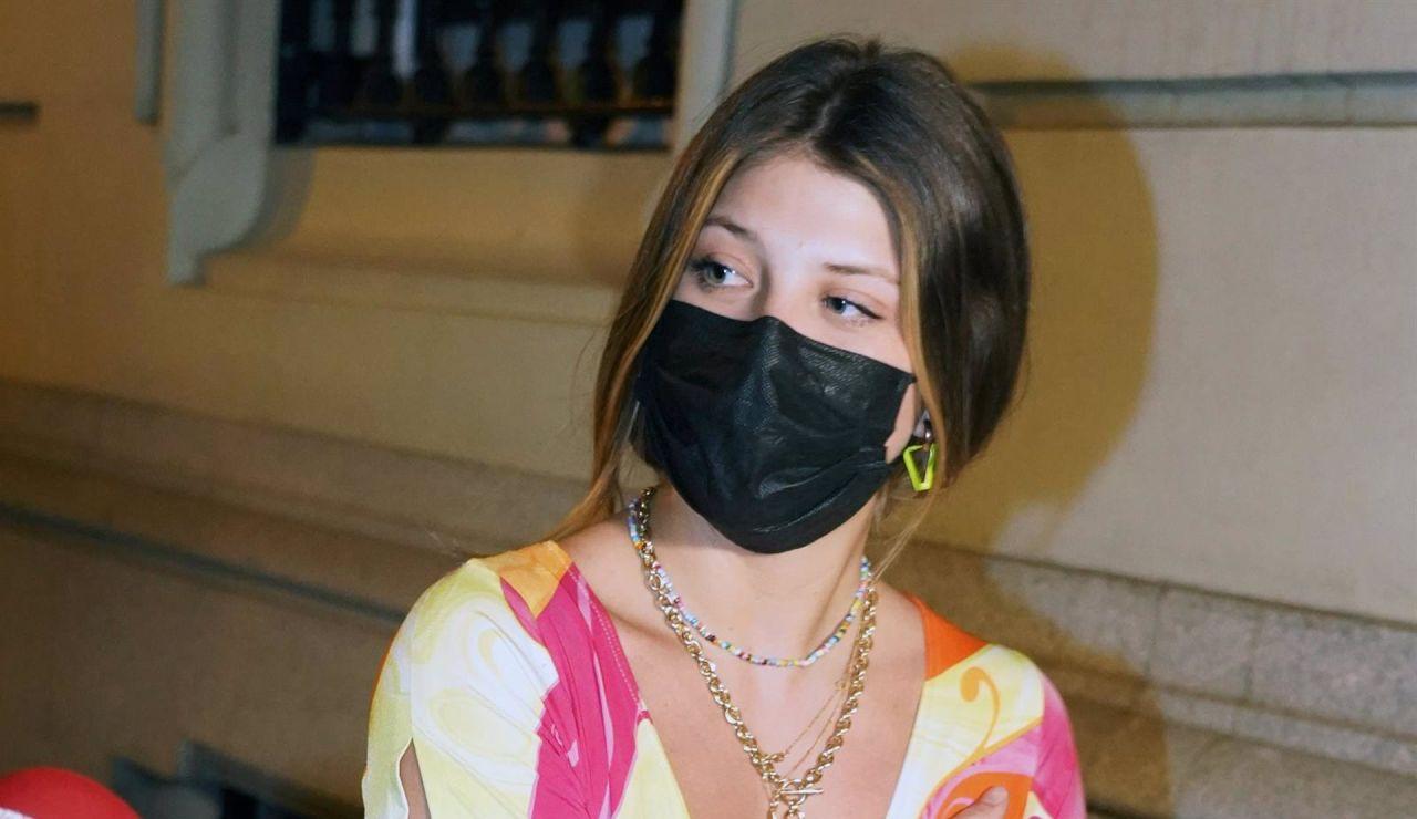 Anita Matamoros, la hija de Kiko Matamoros y Makoke