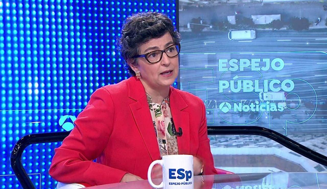 Arancha González Laya.