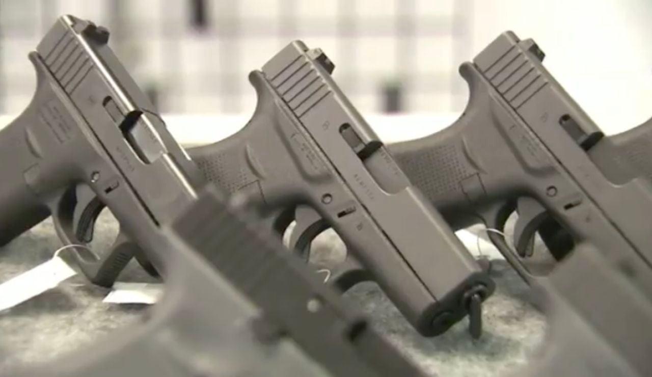 Texas aprueba una nueva ley sobre las armas de fuego.