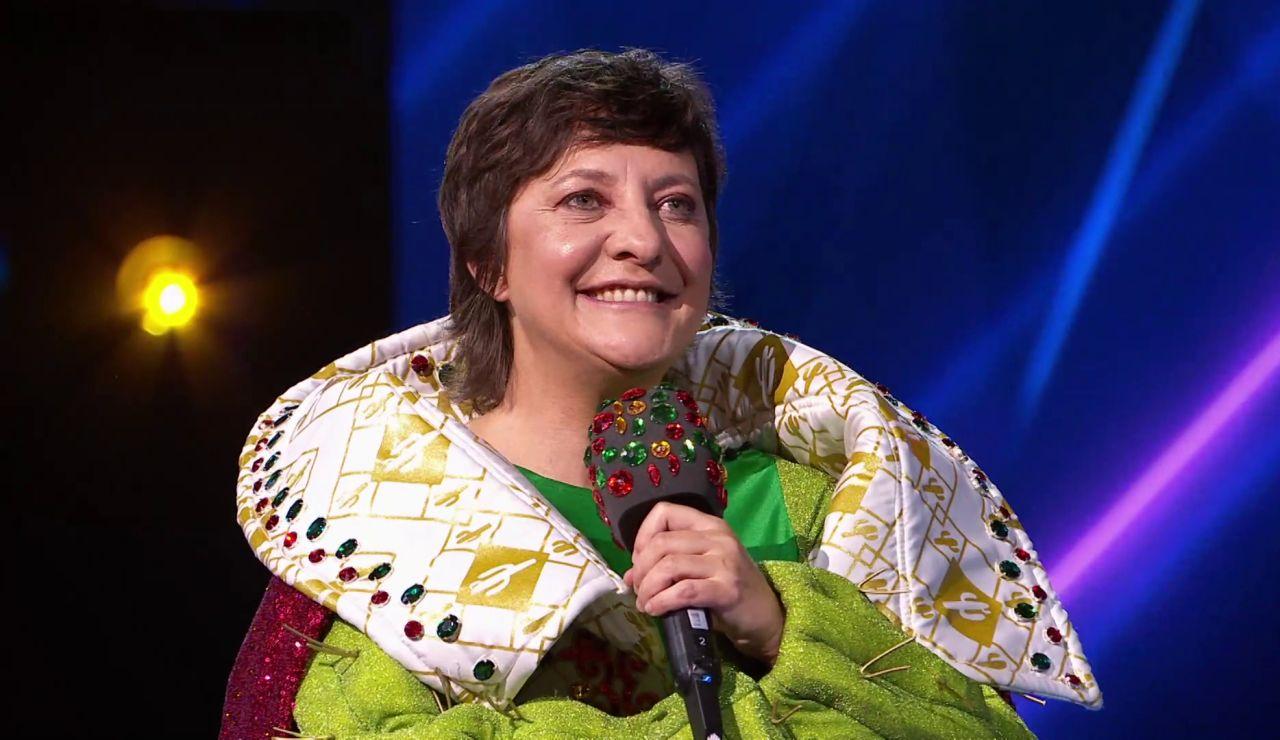 Eva Hache, desenmascarada bajo el Cactus: ¡le hemos quitado la máscara!