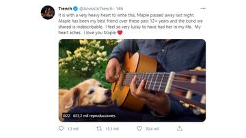 Tuit de @acoustictrench