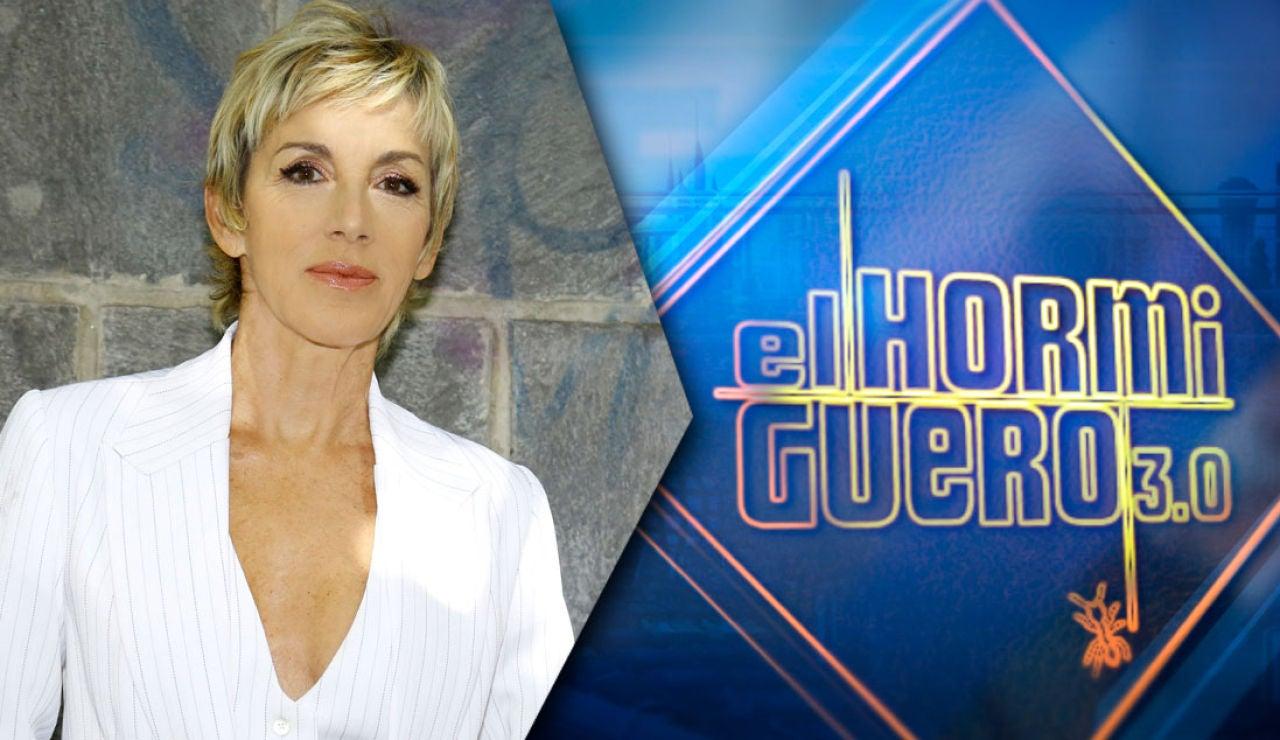 El martes recibimos en 'El Hormiguero 3.0' a Ana Torroja