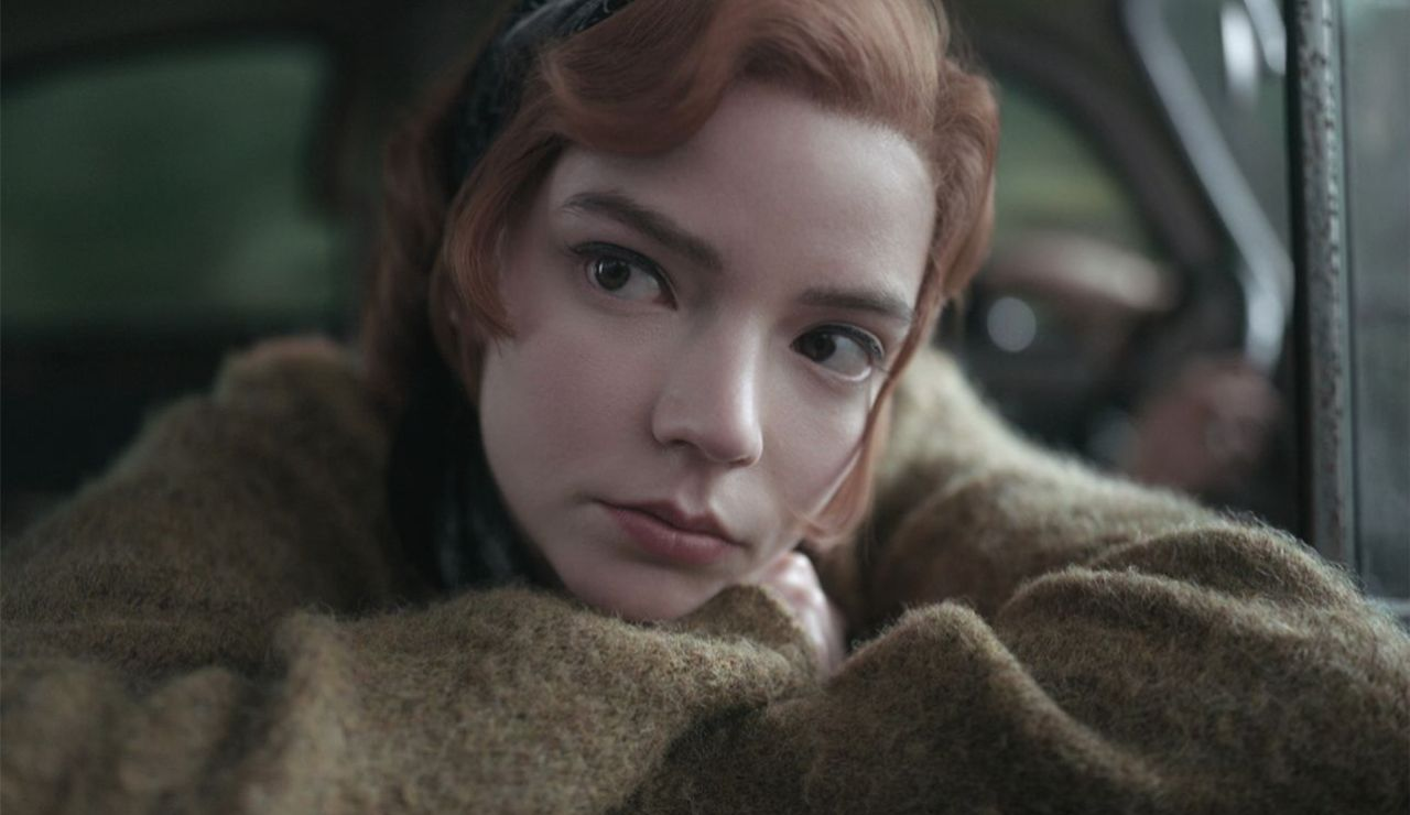 Anya Taylor-Joy ('Gambito de Dama')