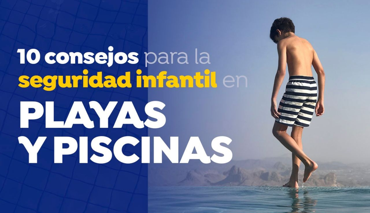 Decálogo para prevenir el ahogamiento este verano