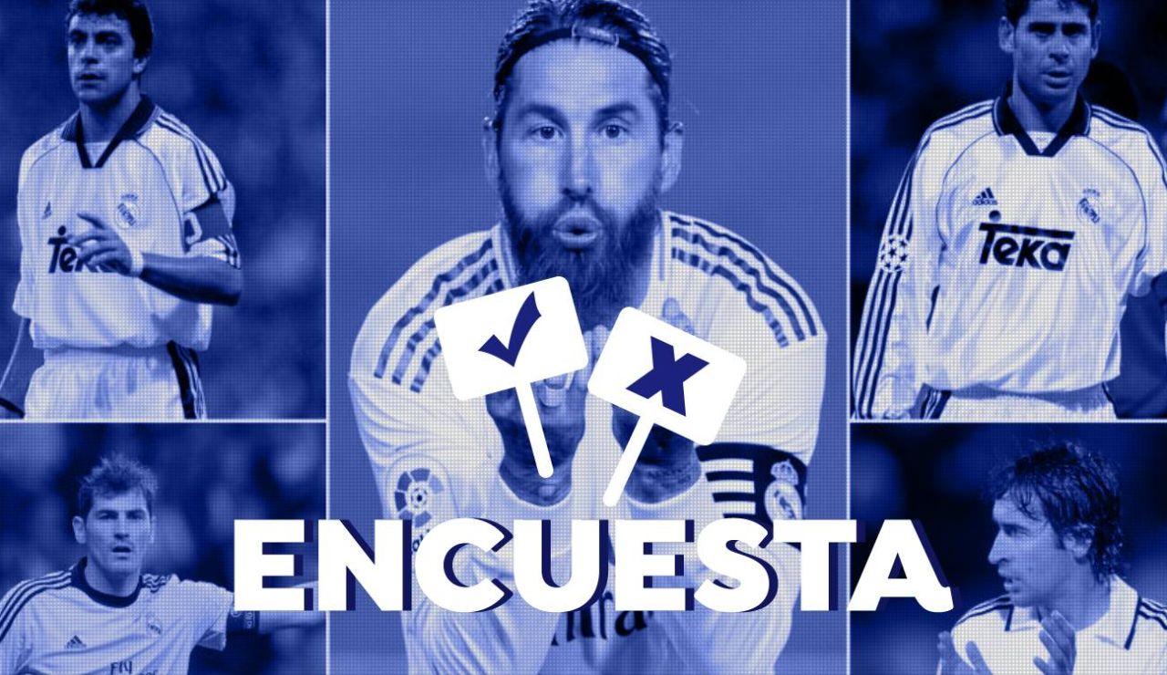 VOTA: ¿Quién ha sido el mejor capitán de la historia del Real Madrid?