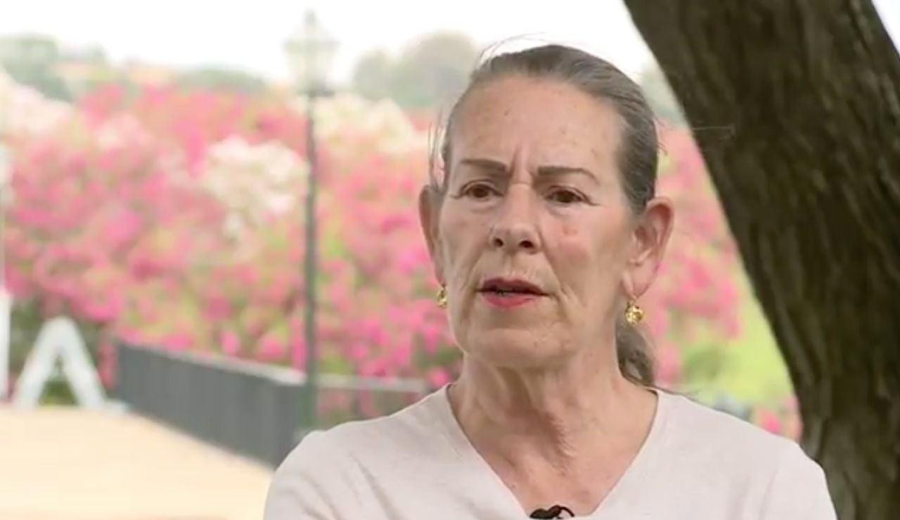 Jane, la irlandesa que sufre la okupación de su casa