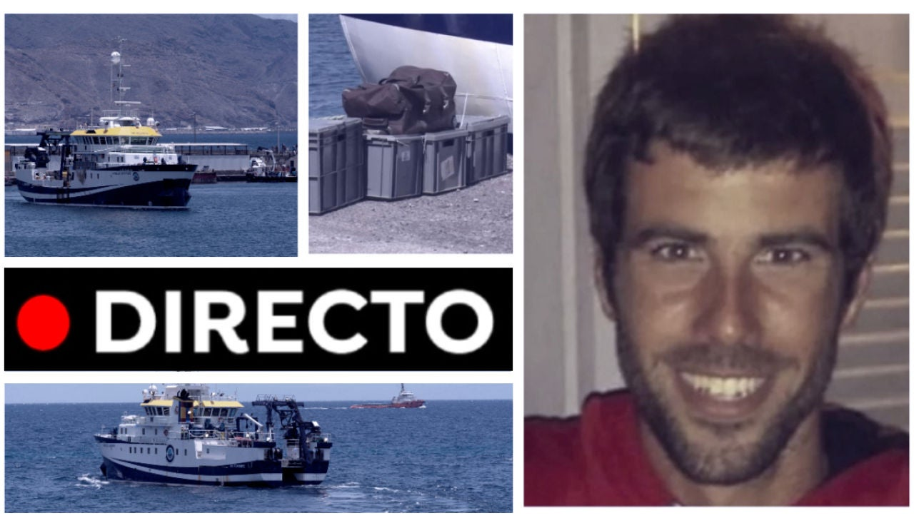 Última hora Niñas desaparecidas Tenerife hoy, en directo: Tomás Gimeno, su novia y la búsqueda de Anna