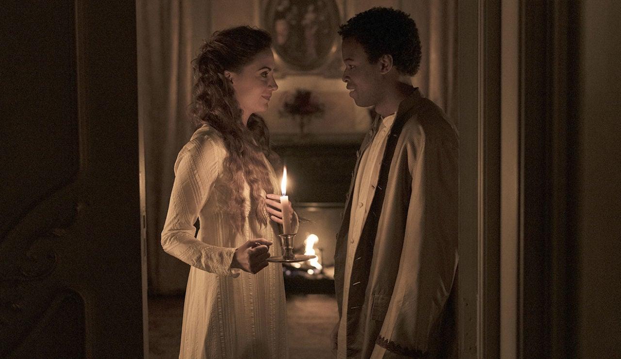 """El jueves en el capítulo final de 'La cocinera de Castamar', Gabriel se declara a Amelia: """"Cancele la boda"""""""