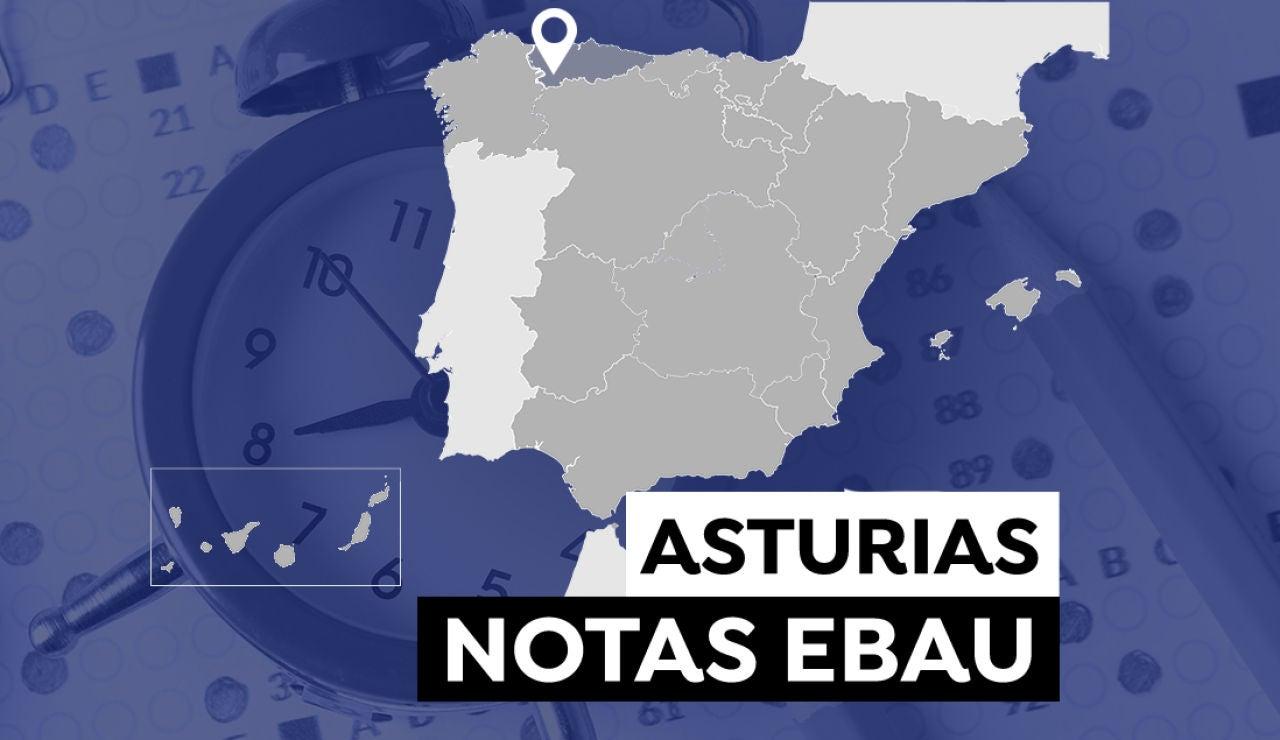 Notas Evau Asturias 2021: Consultar el resultado de la selectividad