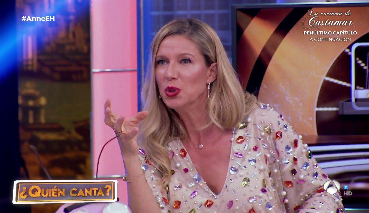 Trancas y Barrancas tratan de engañar a Anne Igartiburu: ¿Quién canta?