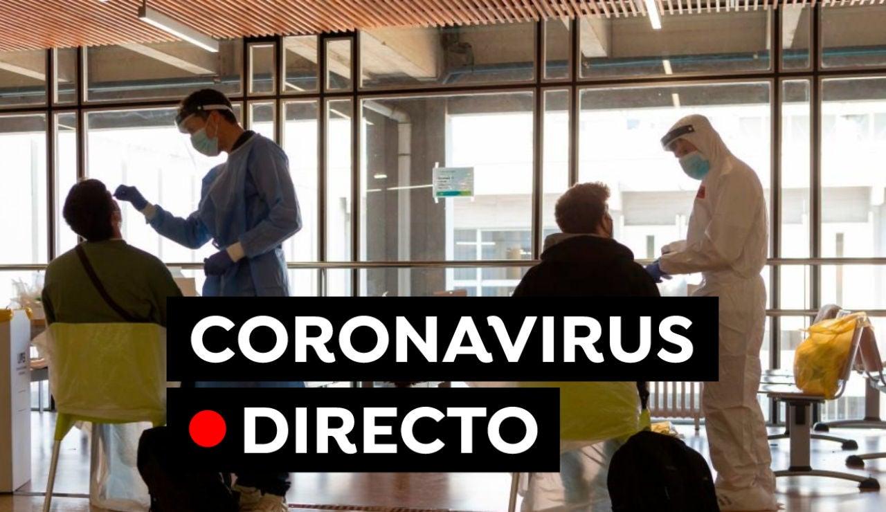 Restricciones por coronavirus, fin del uso de la mascarilla y plan de vacunación en España hoy, en directo
