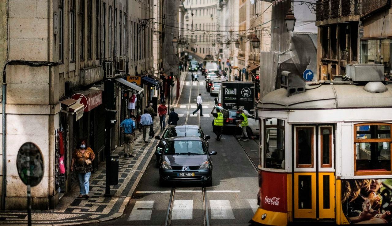 Restricciones en Lisboa por el coronavirus