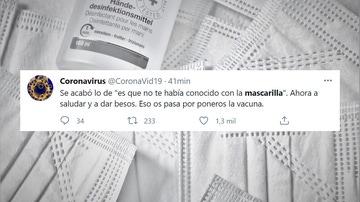 Los mejores memes del fin de la mascarilla en España