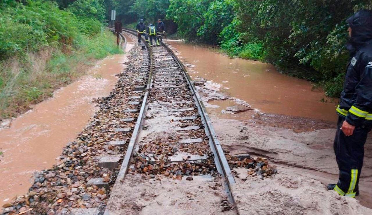 Llanes se plantea pedir la declaración de zona catastrófica tras las graves inundaciones provocadas por las fuertes lluvias