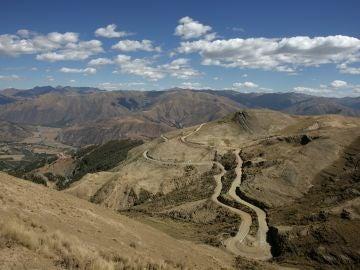 Los Andes, Perú