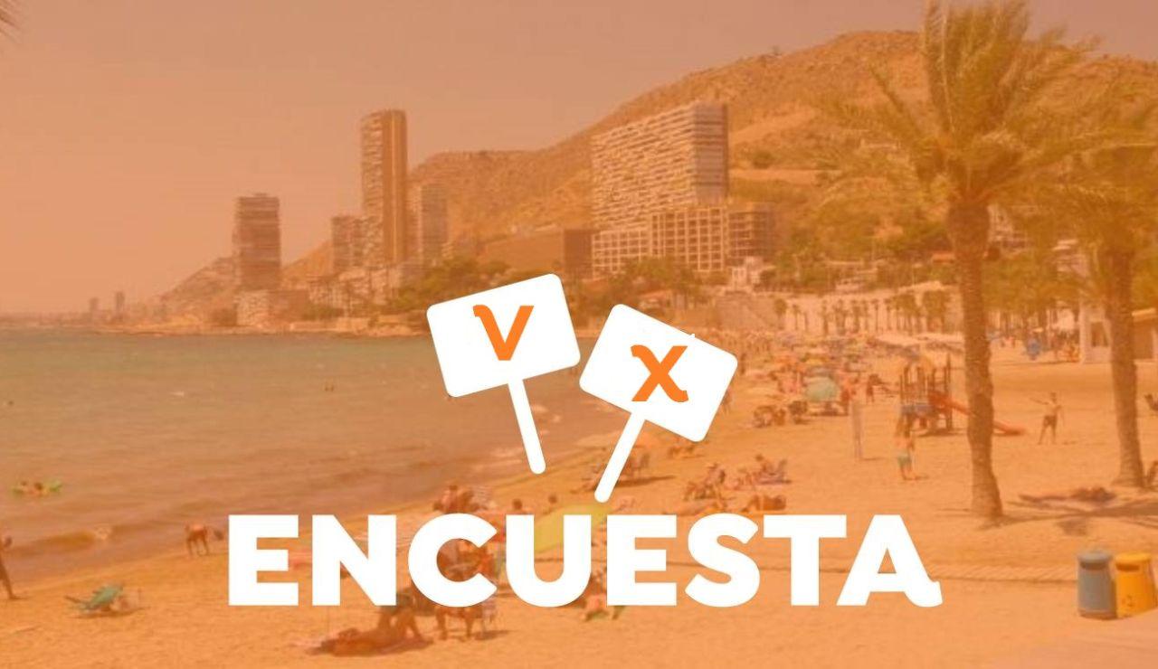 Vota por la mejor playa.