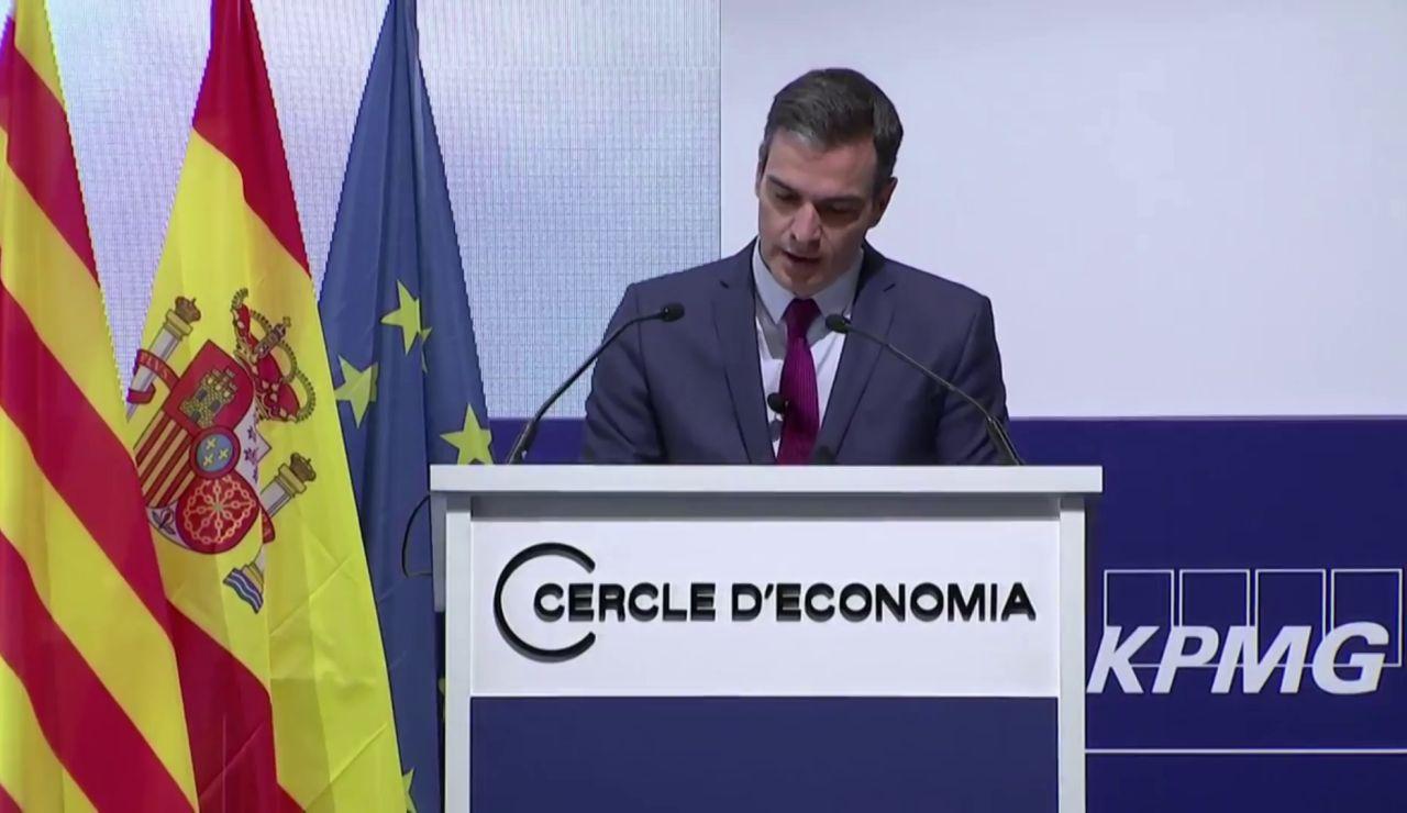 Pedro Sánchez anuncia el fin de la mascarilla en exteriores a partir del 26 de junio