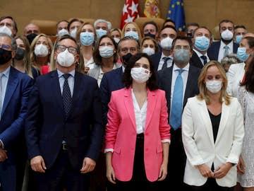 Así queda el nuevo Gobierno de Isabel Díaz Ayuso
