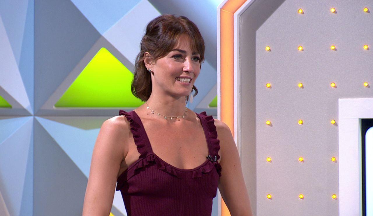 Un panel saca a la luz una curiosa expresión típica de Laura Moure