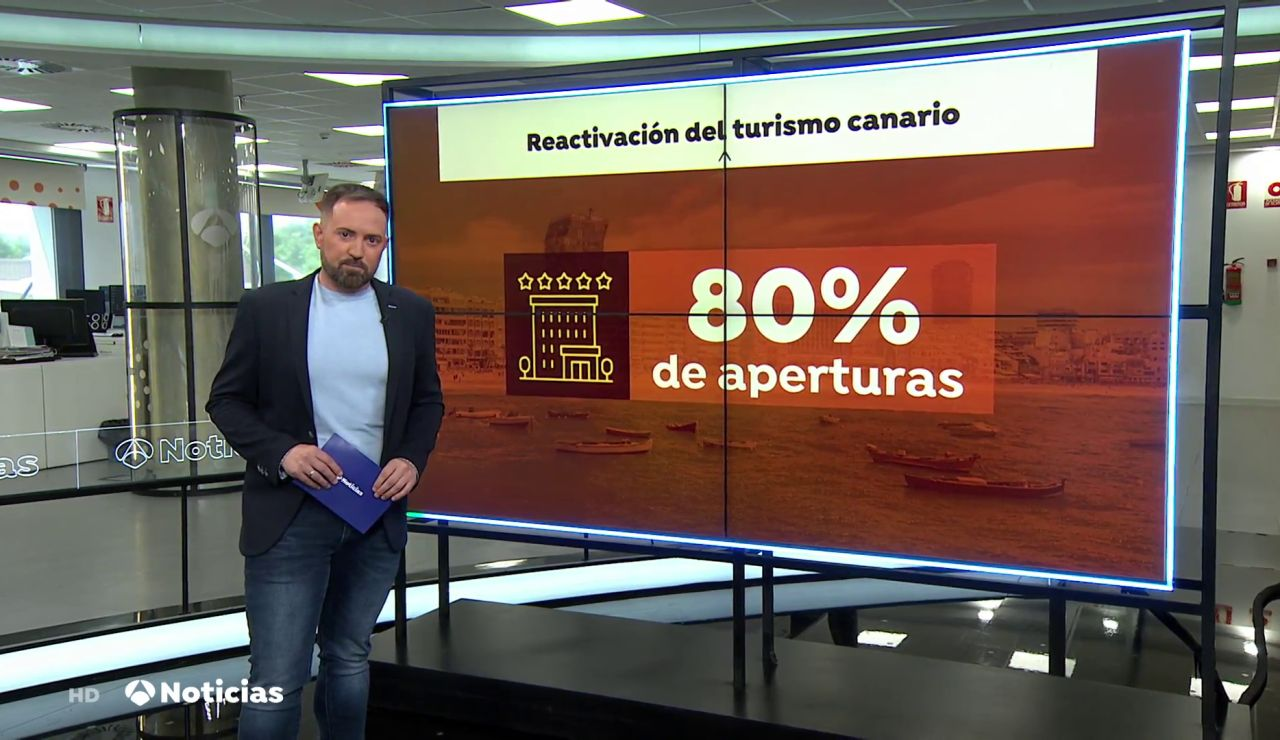 El sector hotelero se reactiva en Canarias con la llegada del verano y la ocupación podría alcanzar el 50%