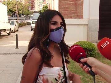 La reacción de Isa Pantoja cuando le preguntan por la polémica entre su hermano Kiko Rivera y su madre