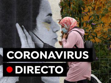 Coronavirus España hoy: el fin de la mascarilla en exteriores, las vacunas y nuevas restricciones, en directo