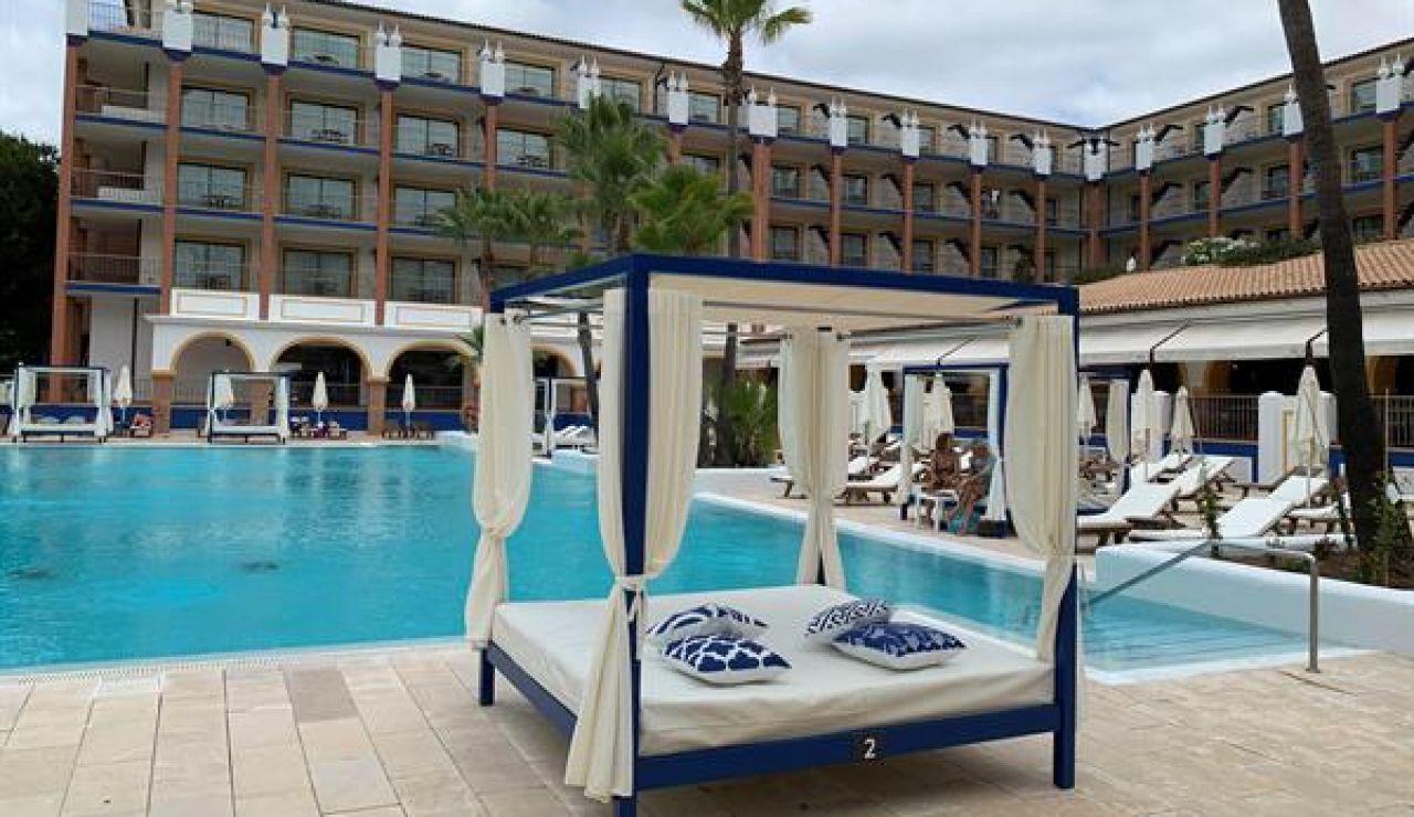 Instalaciones del hotel Tui Blue Isla Cristina