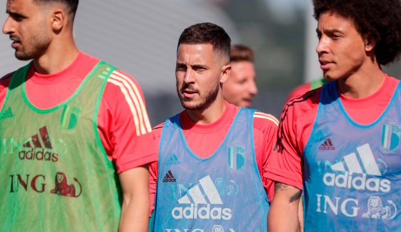 """Hazard, preocupa: """"Me rompí el tobillo tres veces, puede que nunca vuelva a ser lo mismo que hace diez años"""""""