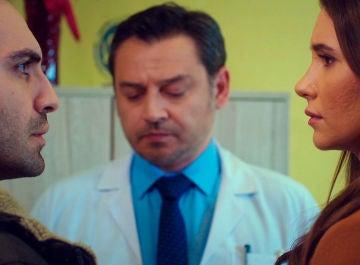 Demir y Candan, destrozados tras las palabras del doctor