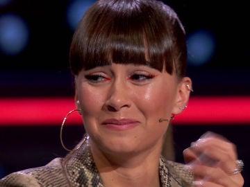 Aitana se rompe al presenciar la conmovedora versión de David Bisbal y una talent en 'La Voz Kids'