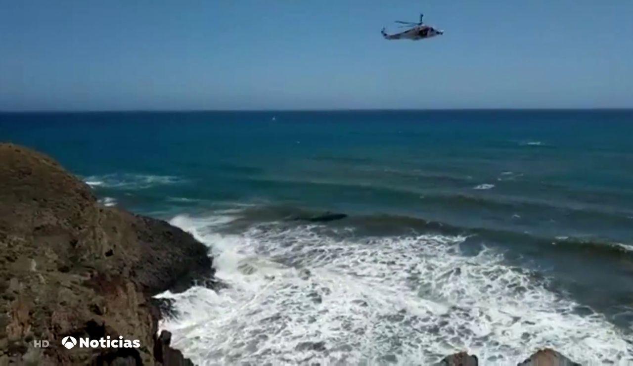Mueren dos bañistas en una cala de Almería