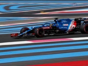 """Fernando Alonso: """"Creo que soy el segundo mejor piloto en las salidas este año"""""""
