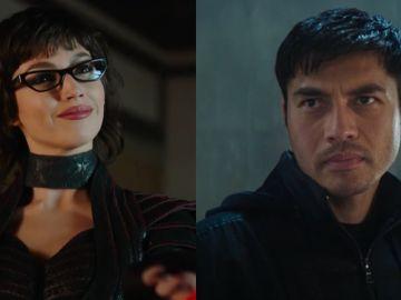 Úrsula Corberó y Henry Golding en 'Snake Eyes: El origen'