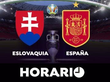 Eslovaquia - España: Horario y dónde ver el partido de la Eurocopa 2021