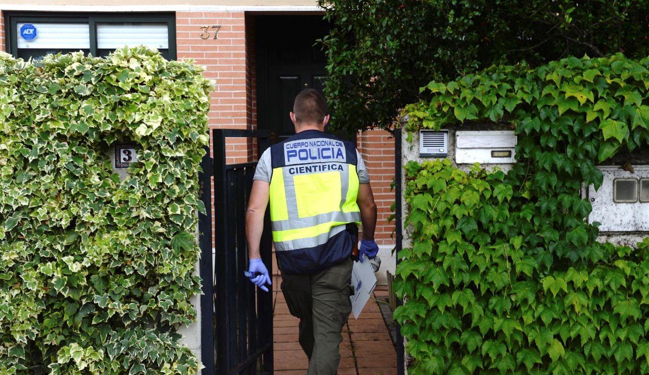 Detienen a la pareja de una mujer de 56 años apuñalada en Valladolid