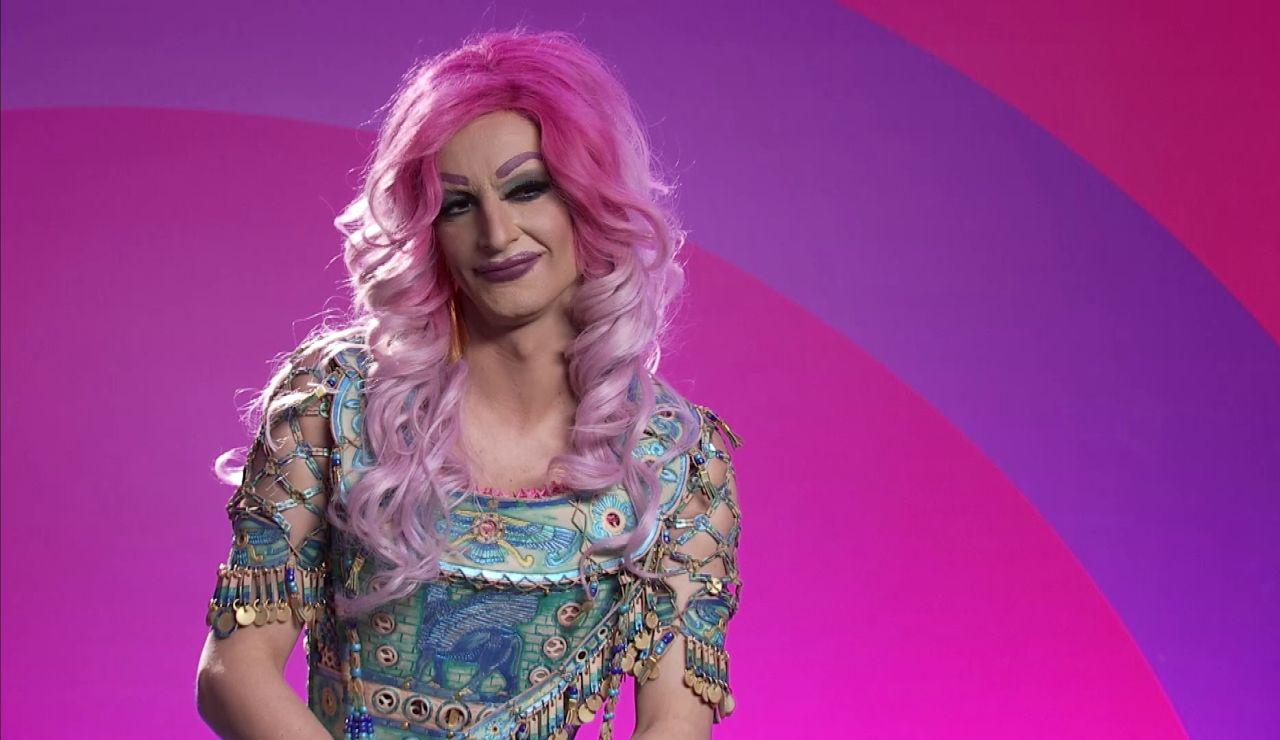 """Kika Lorace, tras su paso por el Snatch Game de 'Drag Race España': """"Nos hace mucha falta meternos en la piel de otras personas"""""""