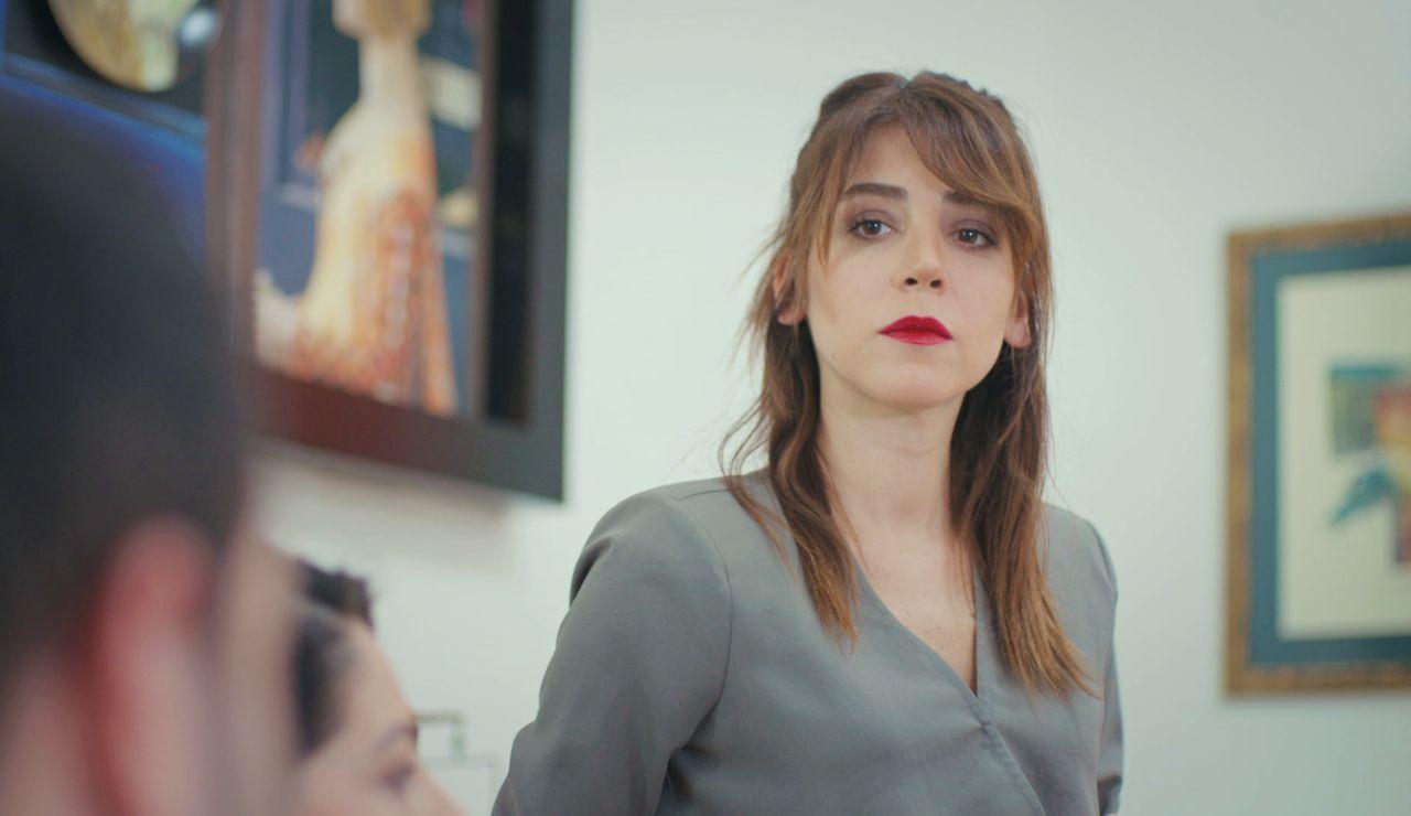 La visita con la que Raif pone celosa a Ceyda… ¡para después declararle su amor!