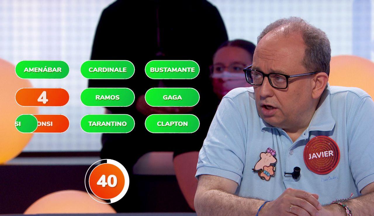 De Ramos a Echanove: Los famosos que han ayudado a Javier en '¿Dónde Están?'