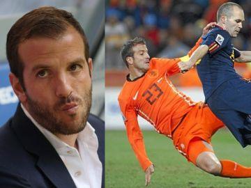"""Van der Vaart se ceba con España: """"Es horrible, horrible, espero que juguemos contra ellos"""""""