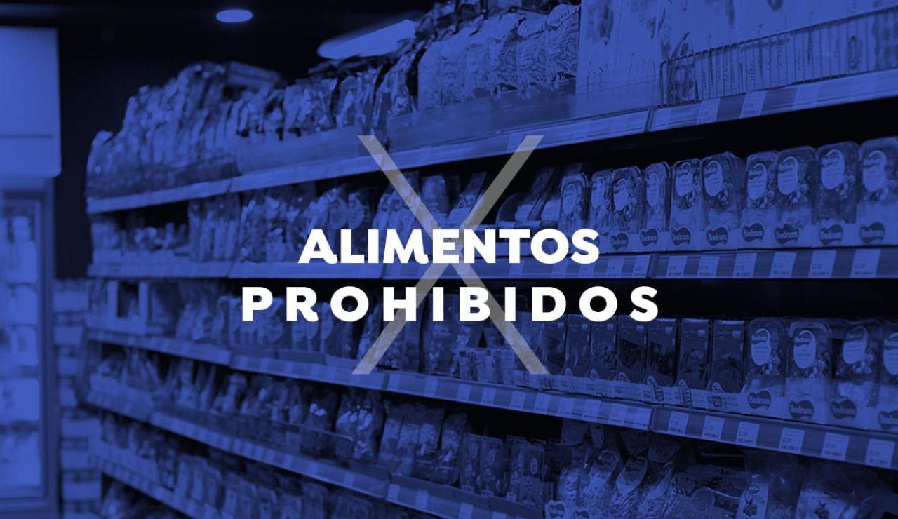 Comprueba si consumes alguno de los 7.000 productos alimenticios prohibidos en Francia