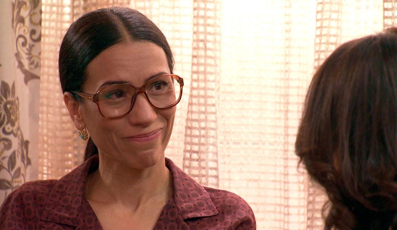 Manolita y Cristina se reconcilian con una sincera y emotiva conversación