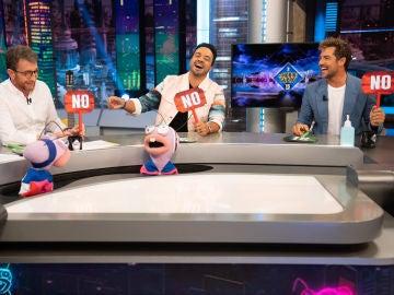 Luis Fonsi y David Bisbal se enfrentan al 'Test del Boomer', ¿se han hecho mayores?