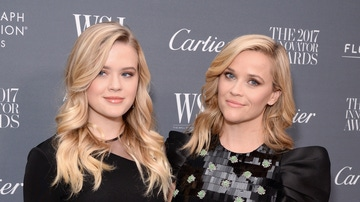 Reese Witherspoon y su hija Ava Phillippe