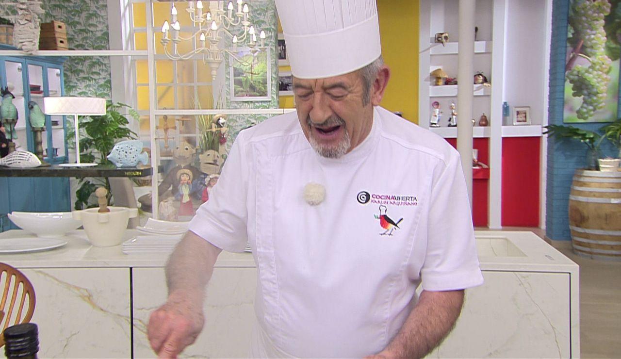 """""""Esta es la clave"""" para marcar el sabor del arroz: Así lo confiesa Karlos Arguiñano"""