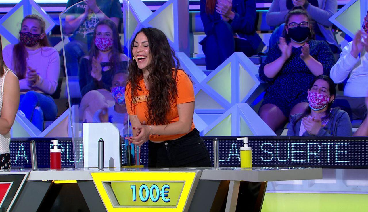 Tres concursantes protagonizan un panel para olvidar: ¡resuelto al azar y por 100 euros!